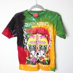 MNWKA MISHKA - Death Adders - Tie Die Shirt